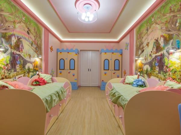 Комната в сказочном стиле
