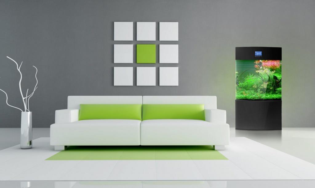 классическая гостиная минималистичного стиля