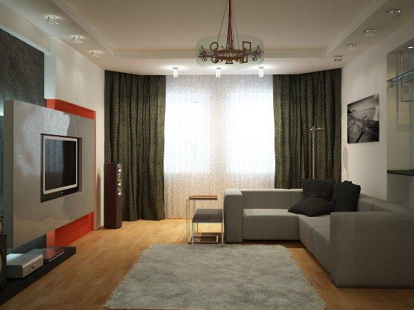 Экономный дизайн дома