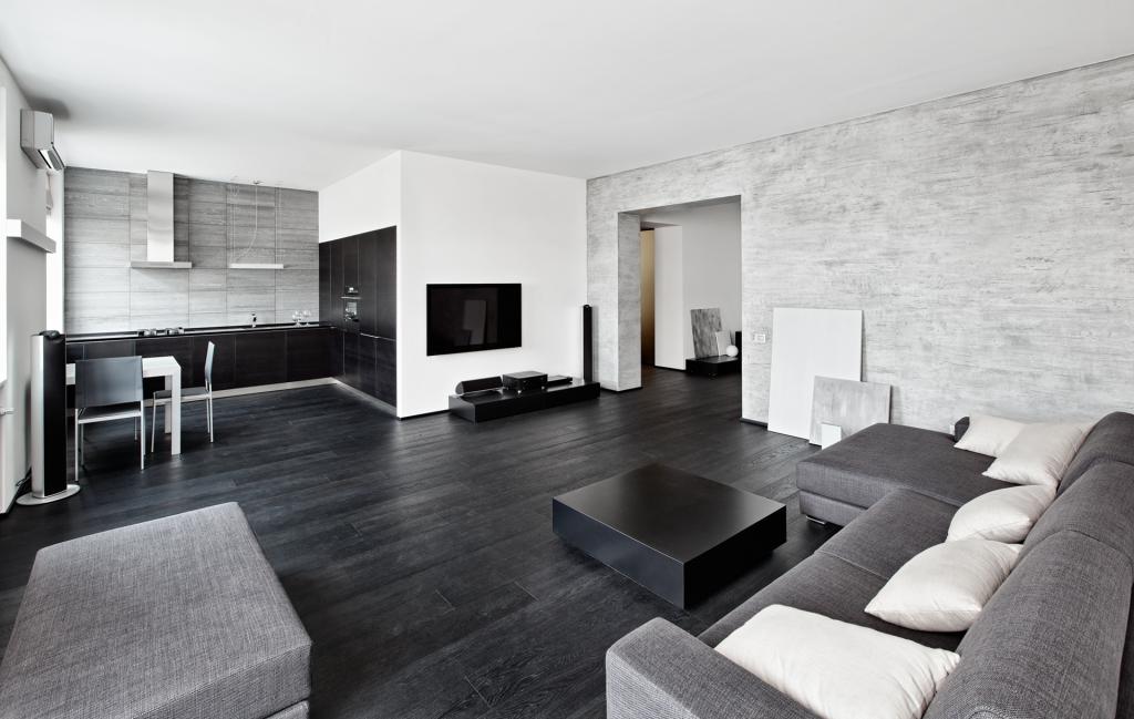 Мебель геометрических форм