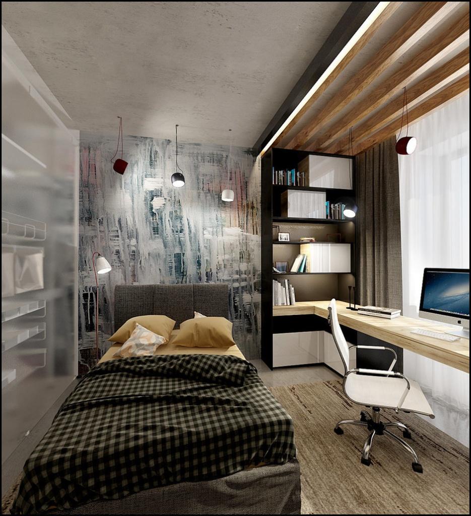 Комната в современном дизайне