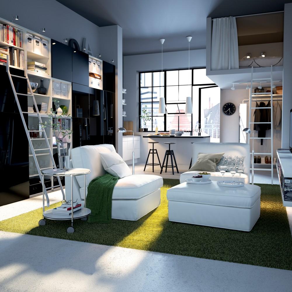 Вариант планировки пространства