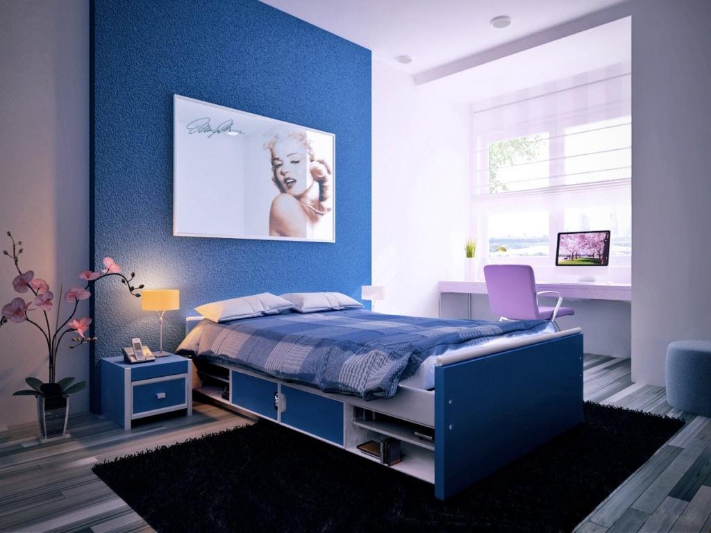 Любимая комната