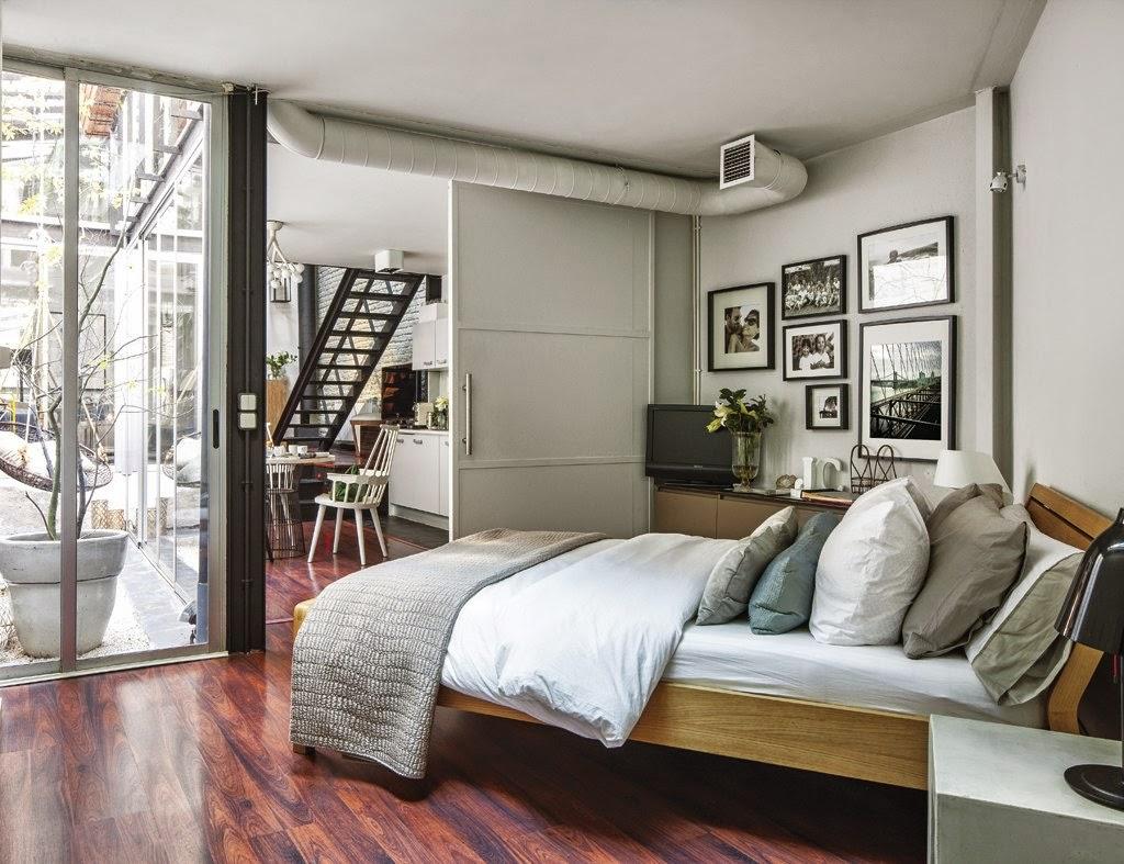 10. Гостевая спальня на первом этаже
