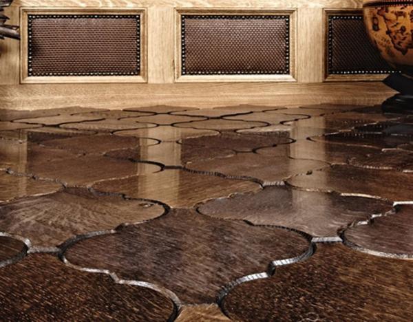 Деревянная плитка – превосходное покрытие
