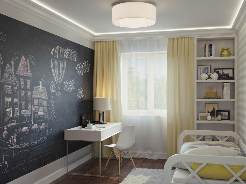Комната, где легко мечтать