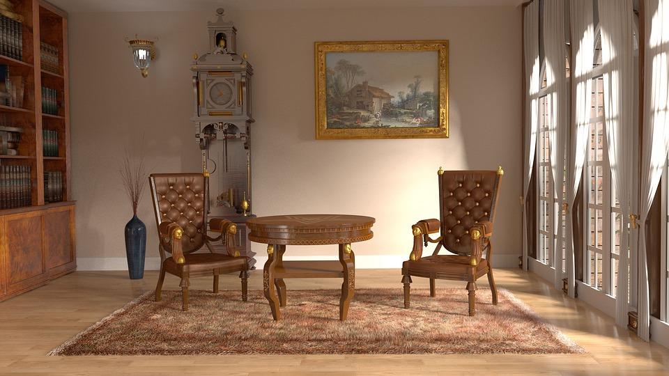 Мебель с каретной стяжкой