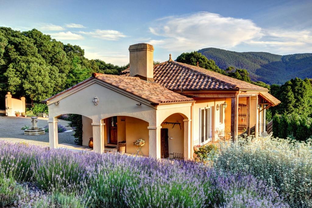 Уютный дом в прованском стиле