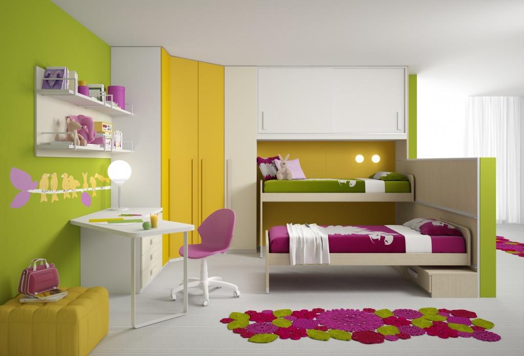 Выдвижные кровати экономят пространство