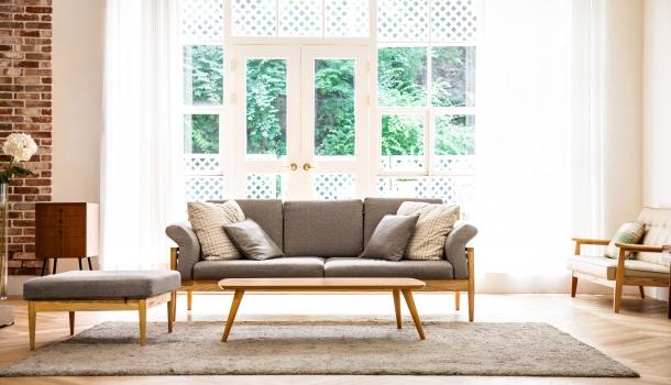 Только необходимая мебель
