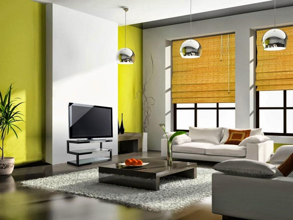 квартира со свободной планировкой в стиле минимализм