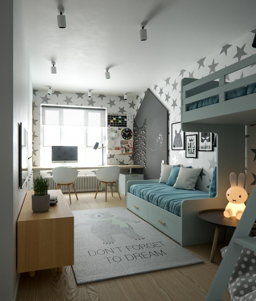 10. Спальня для двух детей с рабочим местом у окна.jpg