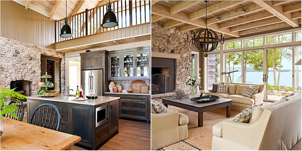 house beautiful home decorating ideas kitchen designs - House Beautiful Decorating Ideas