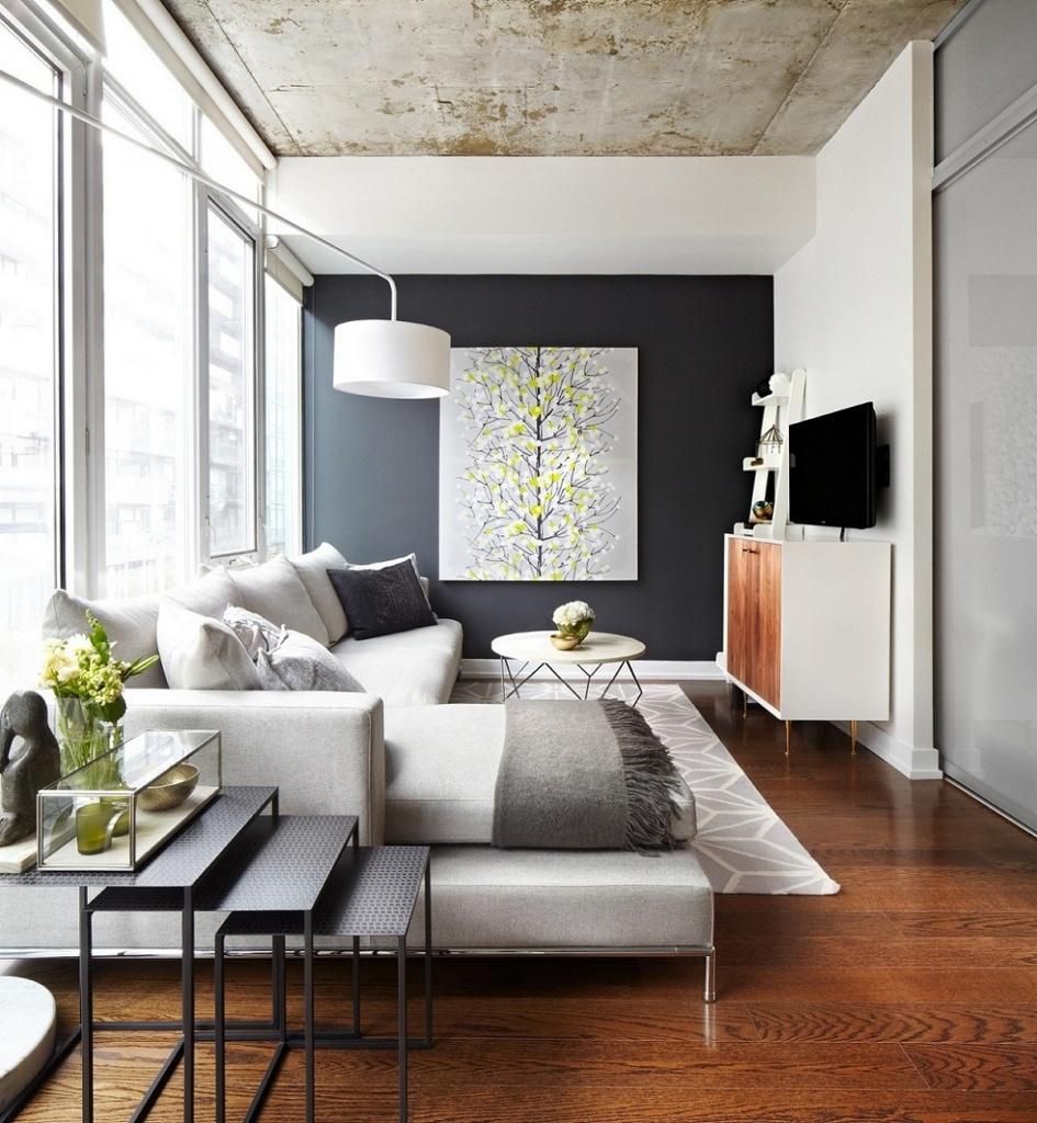 Много мебели - много уюта