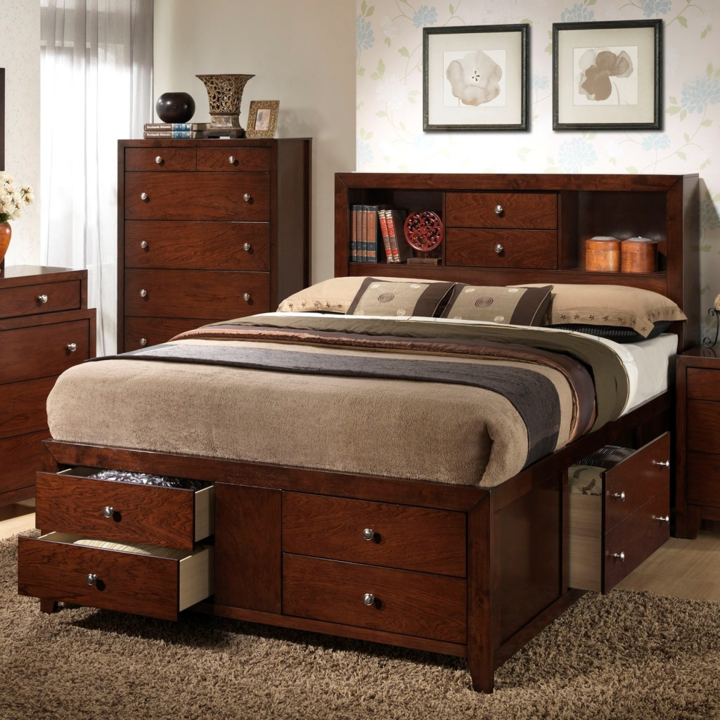 Кровать-комод