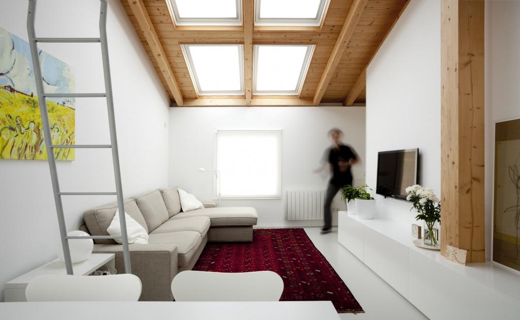 На фото дизайн комнаты для подростка