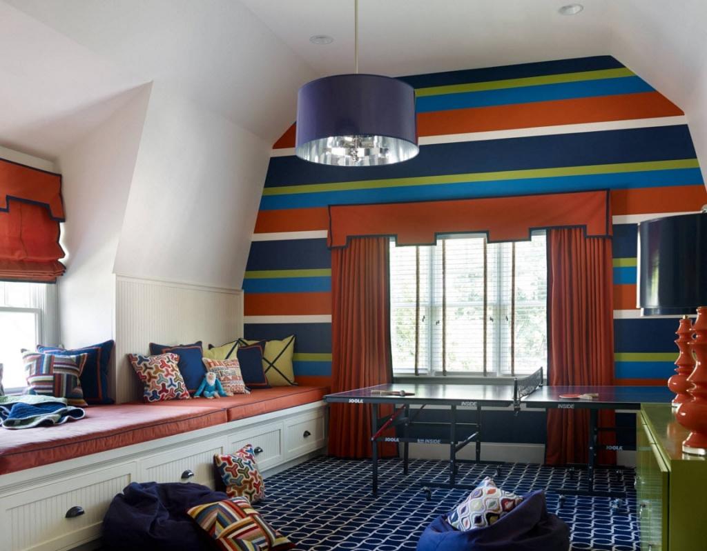 Три дизайна подростковой комнаты для двух мальчиков