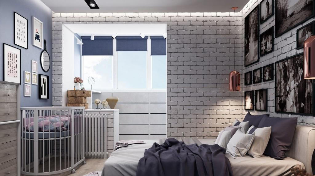 Как из однокомнатной квартиры сделать двухкомнатную