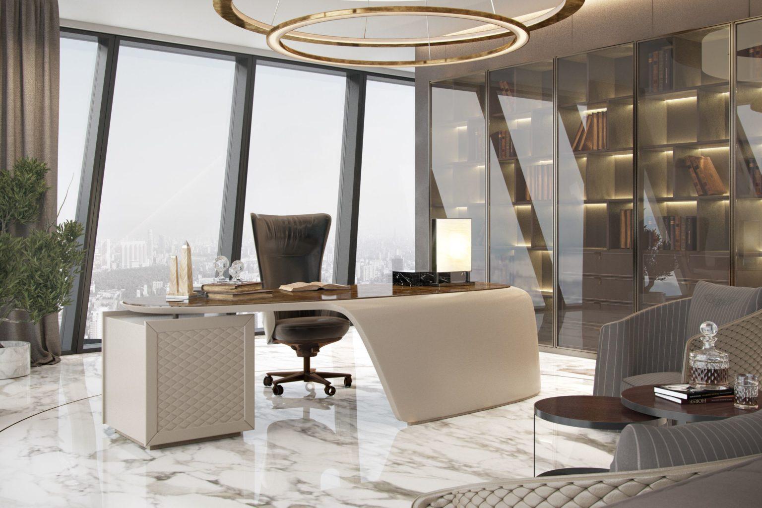 Современный или классический стиль для Вашего офиса?