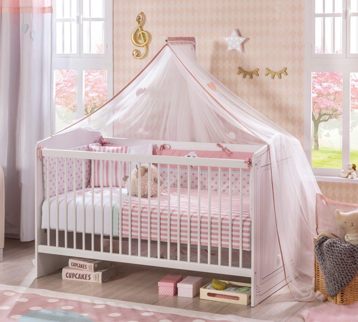 Детская. Младенцы. С кроваткой.