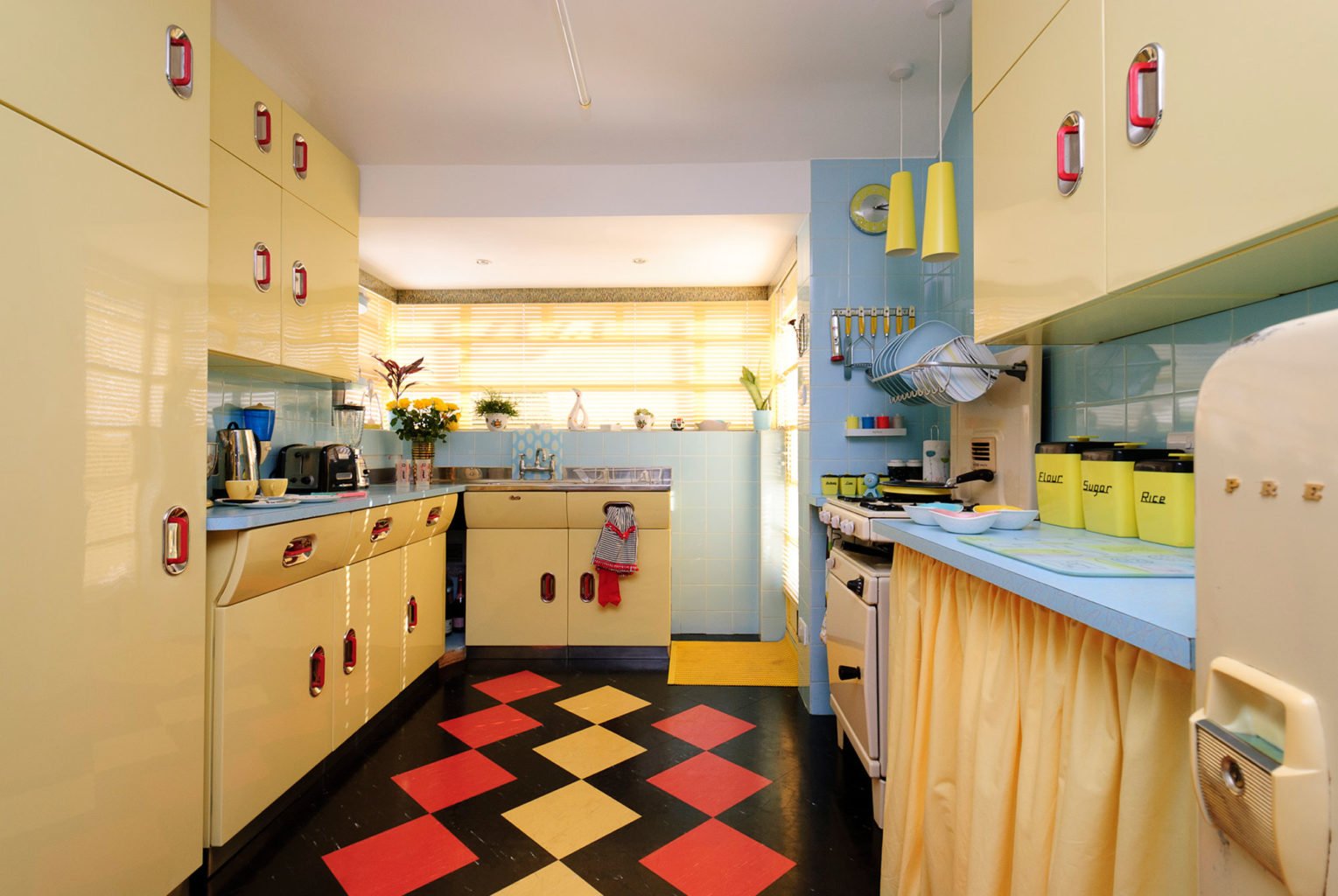 модульная маленькая кухня