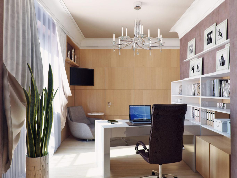 Идеи дизайна рабочего кабинета