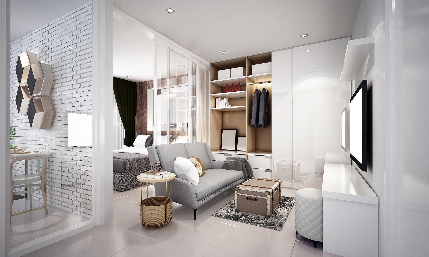 10 идей дизайна квартиры