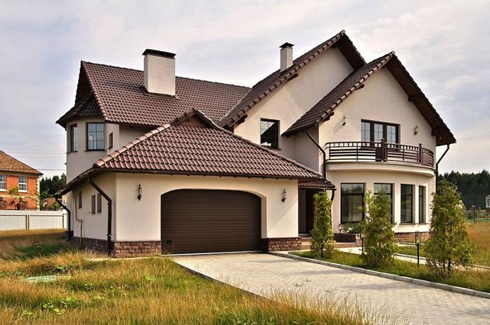Выбираем облицовку для дизайна кирпичного дома: 8 отличных идей