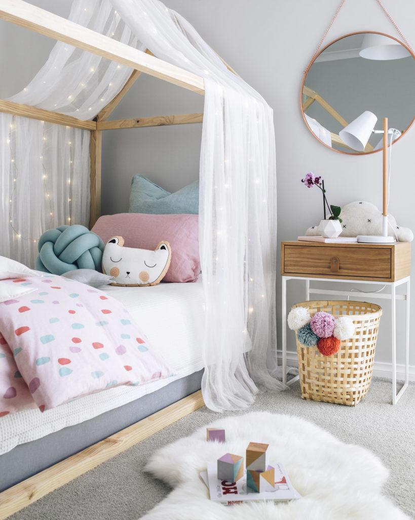 Спальня для детей игровая