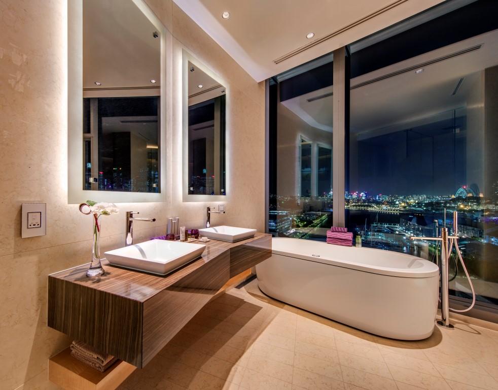 Идеи дизайна ванной в квартире. Дизайнерские новинки в интерьере ванной комнаты с выставки ISH 2019
