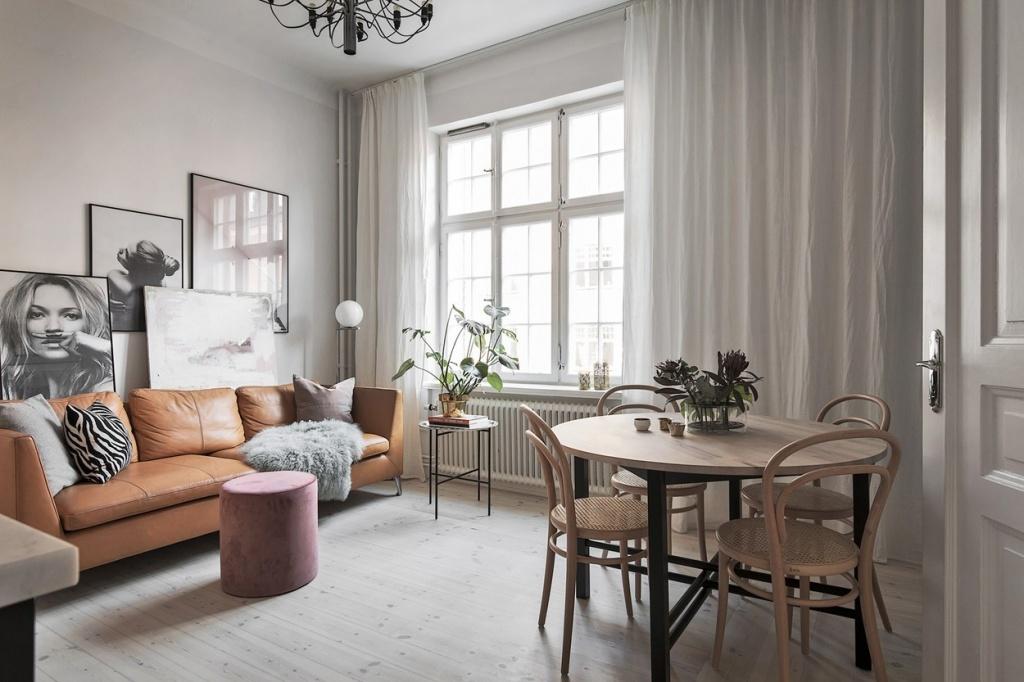 Дизайн маленькой гостиной: хитрости, идеи, рекомендации