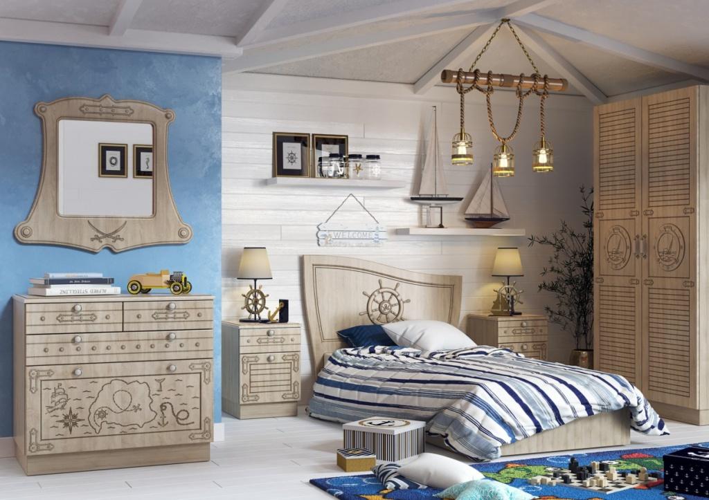 Дизайн комнаты подростка мальчика: идеи, принципы, готовые решения