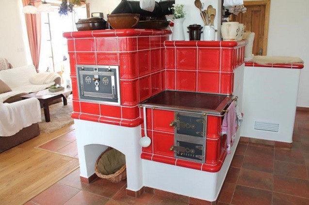 Декоративная отделка печей своими руками