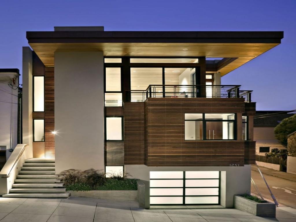 Дом в стиле минимализм — 35 фото самых красивых и необычных коттеджей