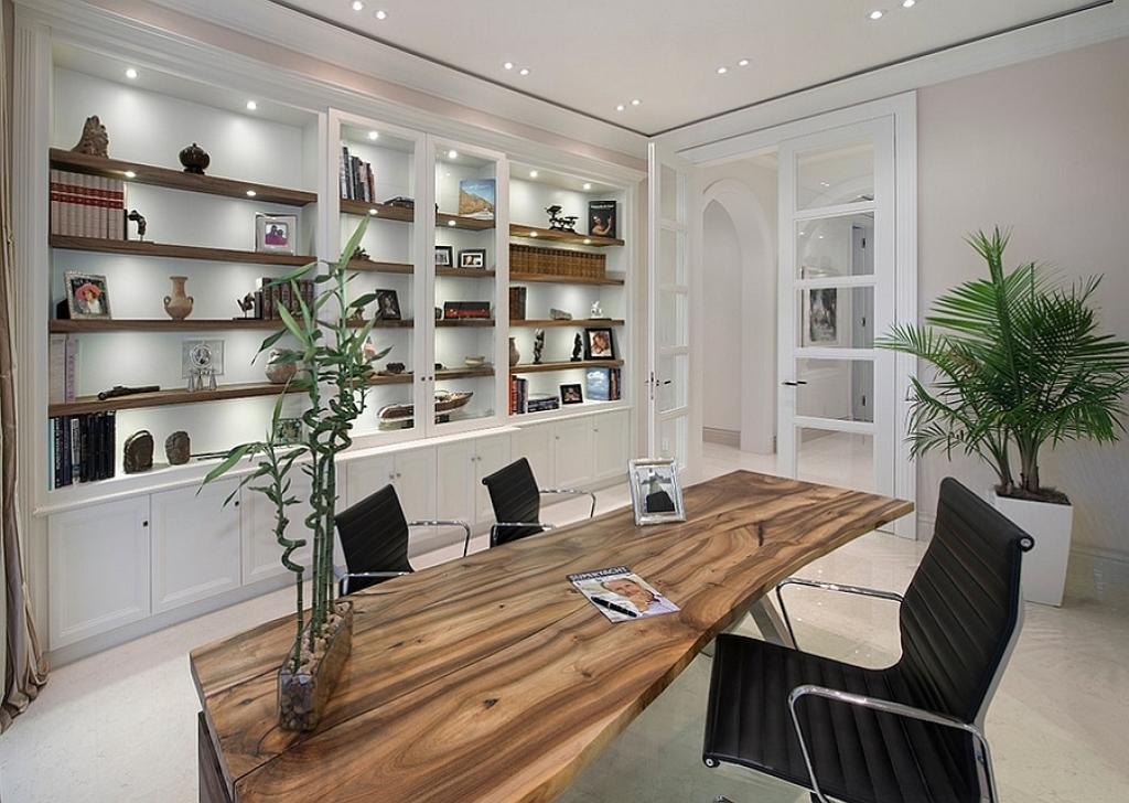 кабинет дизайн